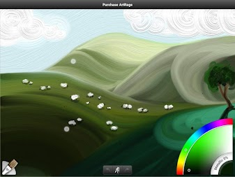 ArtRage Oil Painter Free APK screenshot thumbnail 1