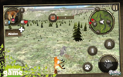 【免費模擬App】Wild Leopar Simulation-APP點子