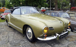 Volksvagen Karmann Ghia Coupé Rent Aveiro