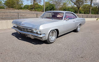 Chevrolet Impala Rent Grand Est