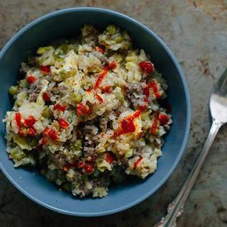 Five-Ingredient Fried Rice