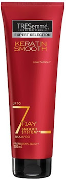 TRESemmé Keratin Smooth 7 Day Smooth Shampoo - 250ml