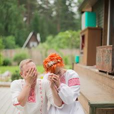 Wedding photographer Liliya Solopova (solopova). Photo of 01.08.2015