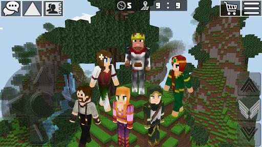 WorldCraft : 3D Build & Craft 3.0 screenshots 16