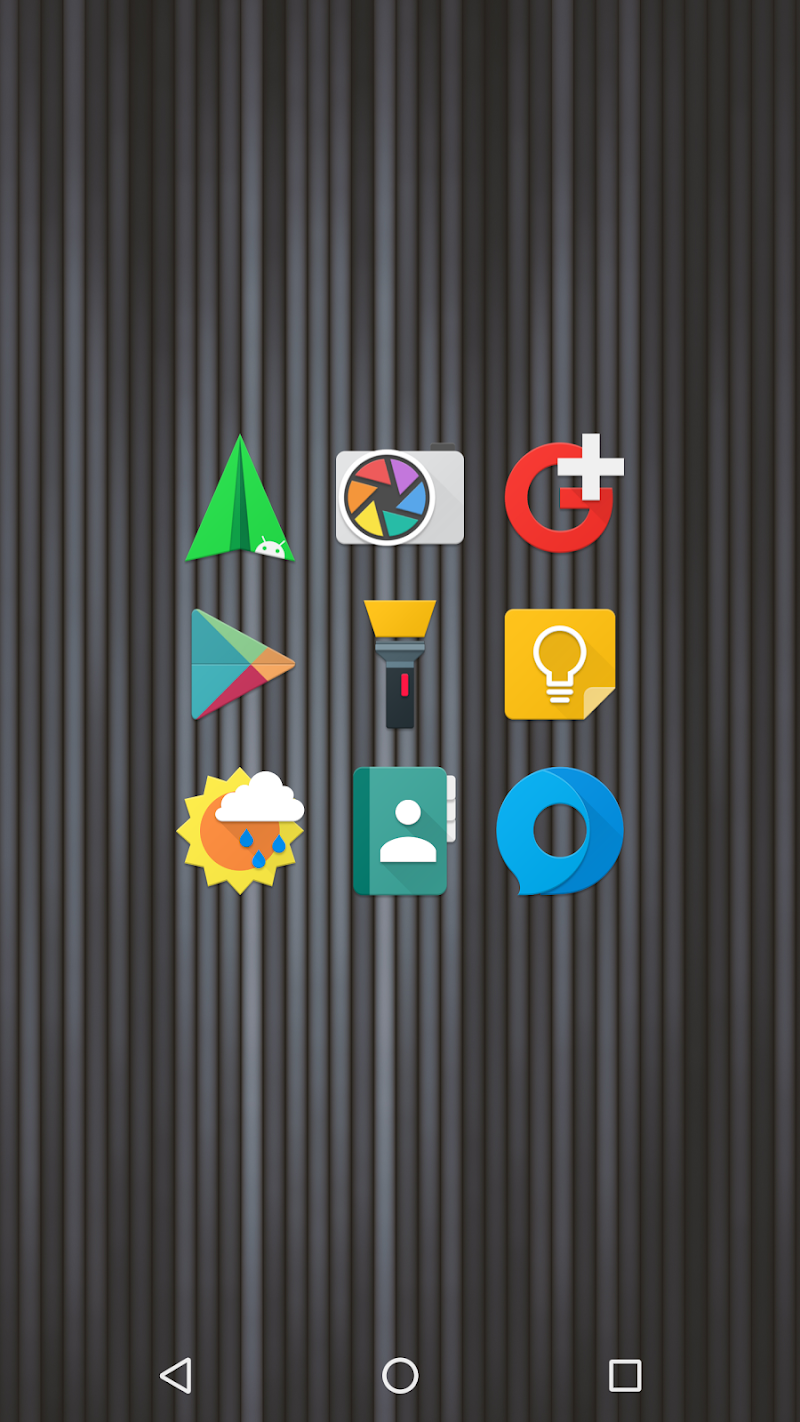 Urmun - Icon Pack Screenshot 6