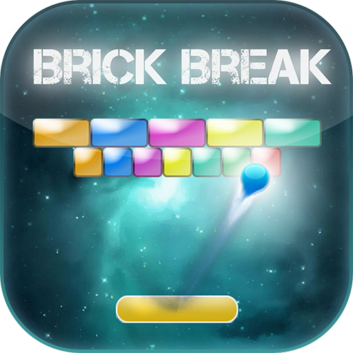 休閒App|Break brick - free breakout LOGO-3C達人阿輝的APP