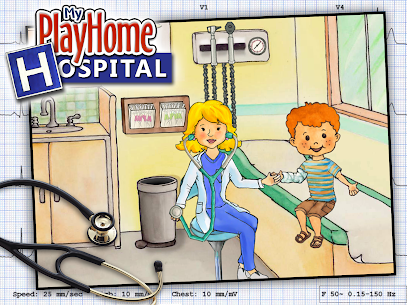 My PlayHome Hospital 3.6.2.24 Android Mod + APK + Data 1