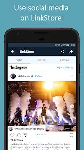 LinkStore Bookmark ManagerAndroid Full Version 4