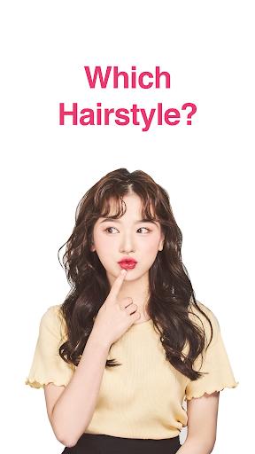 Hairfit screenshot 1