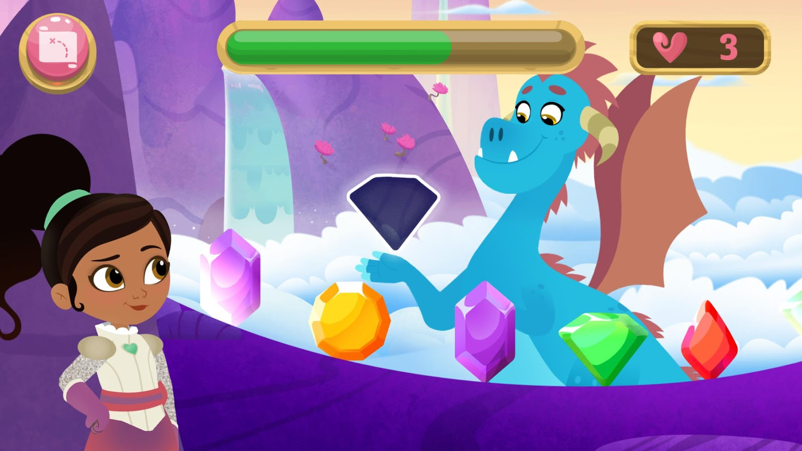 Nella the Princess Knight: Kingdom Adventures- screenshot