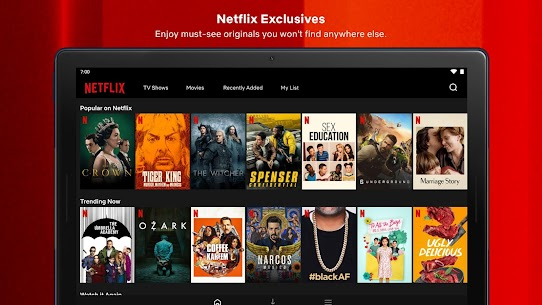 Netflix Mod Apk 7