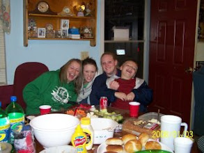 Photo: alex and brsndy, ashley, and amanda