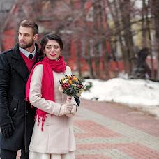 Wedding photographer Andrey Khitrov (Goodluckxx4). Photo of 07.03.2016