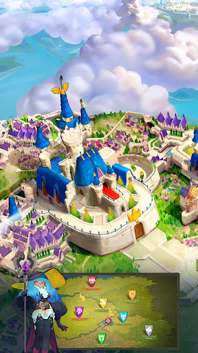 Sky Kingdoms: Dragon War 1.1.0 gameplay   by HackJr.Pw 2
