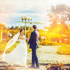 Wedding photographer Vladimir Samsonov (Samsonov). Photo of 21.01.2014