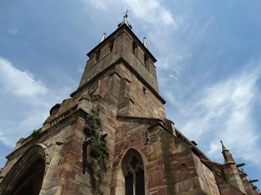 Eglise Sainte-Libaire de Rambervillers