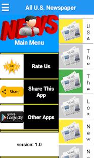 U.S Newspapers for PC-Windows 7,8,10 and Mac apk screenshot 5