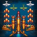 1945 Air Force: Airplane games icon