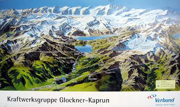Photo: unsere Fahrt nach Kaprun - selbstorganisiert!