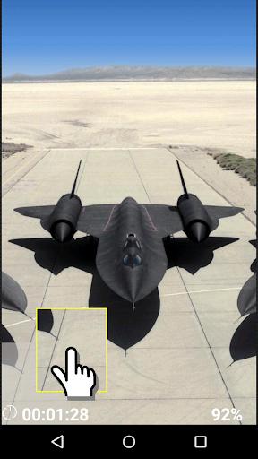 Aircraft brain game