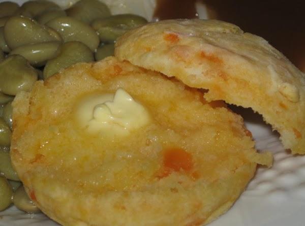 Sweet Potato Biscuits , Millie's Recipe