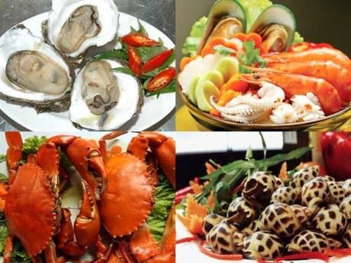 Điểm mặt những nhà hàng hải sản nổi tiếng nên một lần ghé khi đi tour Cô Tô