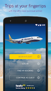 Monarch Airlines- screenshot thumbnail