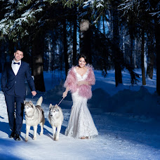 ช่างภาพงานแต่งงาน Zhanna Samuylova (Lesta) ภาพเมื่อ 27.02.2019