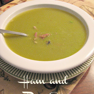 Ham and Pea Soup.