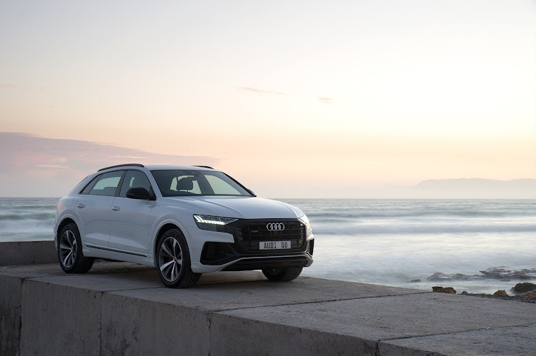Eight Things You Need To Know About The New 2019 Audi Q8