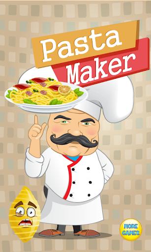 面条机 - 烹饪厨师