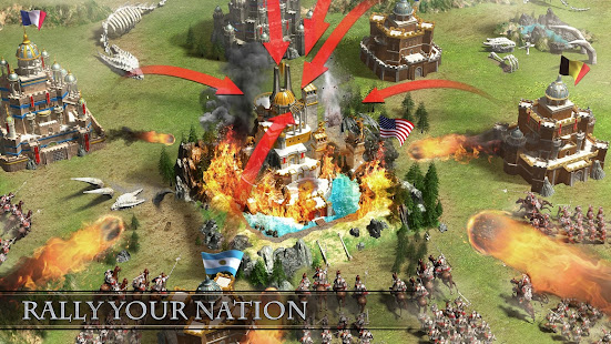 Rise of Empire v1.250.111 APK Data Obb Full