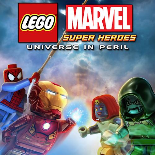 LEGO ® Marvel Super Heroes (Unlocked) 2.0.1.12mod
