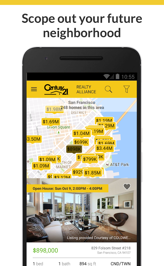 CENTURY 21 Local- screenshot