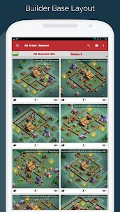 Maps for Clash of Clans – Town Hall & Builder Hall 1