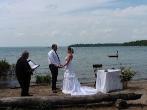 Photo: Let's Elope at Fox Den Beach