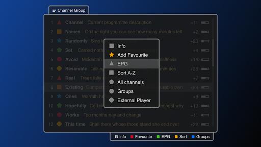 Smart IPTV 1.6.6 screenshots 2