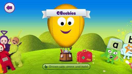 BBC CBeebies Playtime  screenshots 1