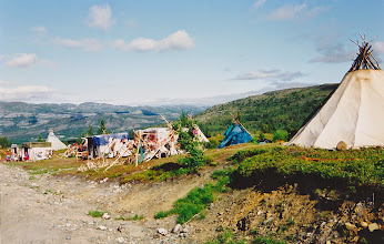 Photo: Lap Camp North Norway