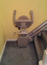 Photo: Stairlift - Little Egg Harbor NJ 07