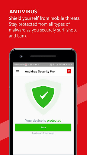 Avira Antivirus Security 2019-Antivirus & AppLock 5.6.1 screenshots 1