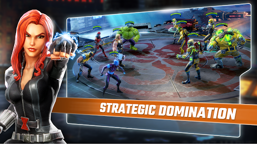 MARVEL Strike Force screenshot 5