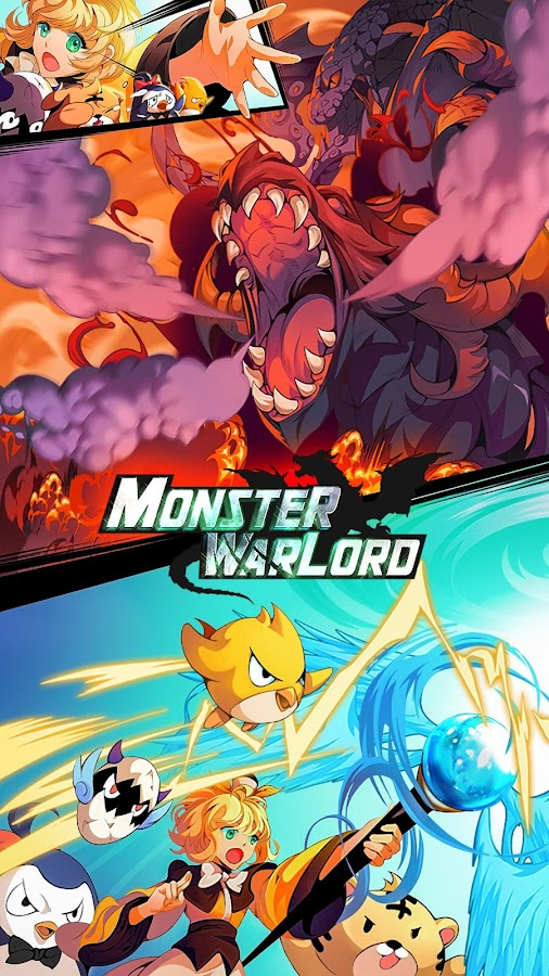 Screenshots of Monster Warlord for iPhone