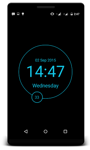 New LED Digital Clock LiveWP