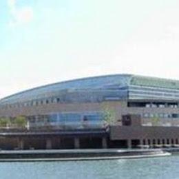 富山市総合体育館のメイン画像です