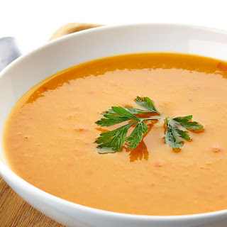 Carrot Ginger Squash Soup Recipe