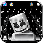 Dj Music Cool Man Keyboard Theme