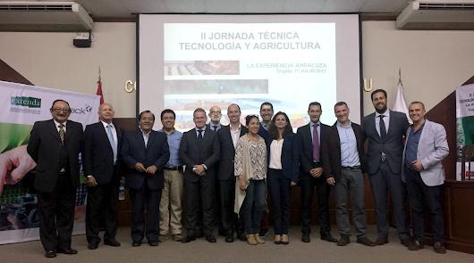 La tecnología almeriense de los invernaderos llega hasta Peru