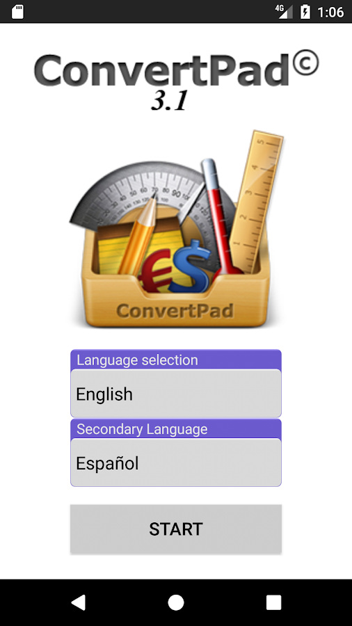 ConvertPad - Unit Converter- screenshot