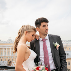 Wedding photographer Viktoriya Petrova (victoriareys). Photo of 24.10.2018